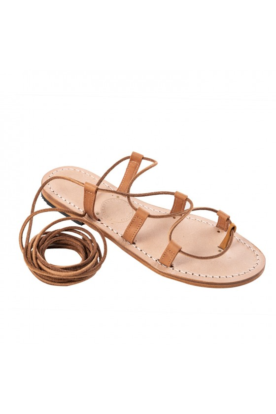 Bologna Cuoio Handcrafted gladiator sandals