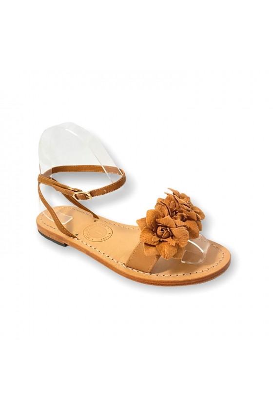 Sandali artigianali fatti a mano e su misura in vero cuoio